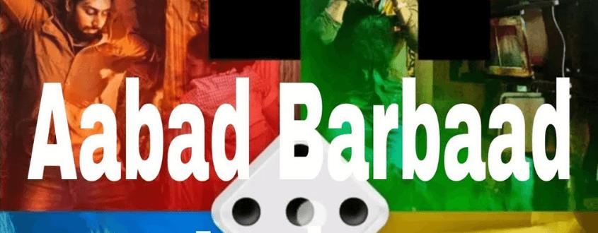 Aabad Barbaad Lyrics