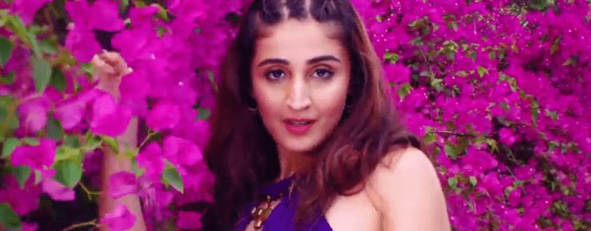 Radha Lyrics in English Dhvani Bhanushali