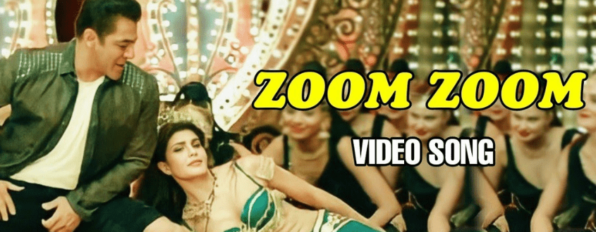 Zoom Zoom Lyrics.