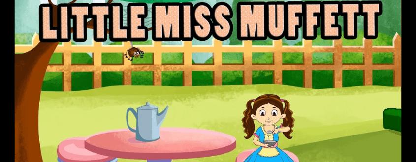 Little Miss Muffet Lyrics