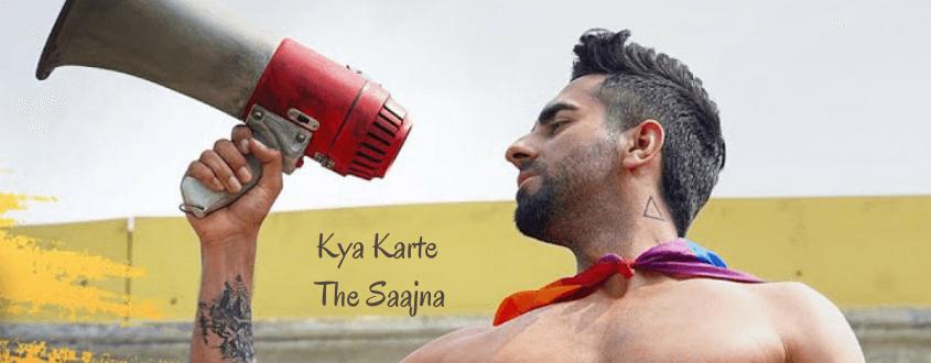Kya Karte The Saajna Lyrics