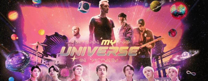My Universe Lyrics